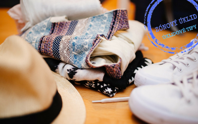 Jak úspěšně protřídit oblečení