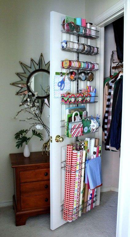 Potřeby na balení dárků