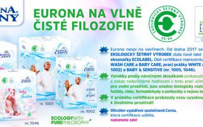 Je Eurona opravdu ekologická?