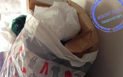 Jak skladovat plastové tašky
