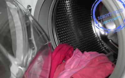 Jak vyčistit pračku